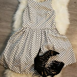 Polka Dot spring dress